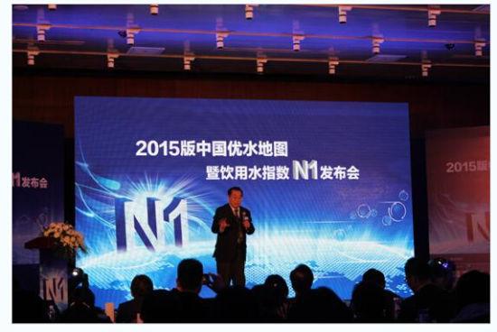 我们希望n1和中国优水地图