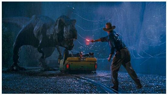 侏罗纪恐龙霸王