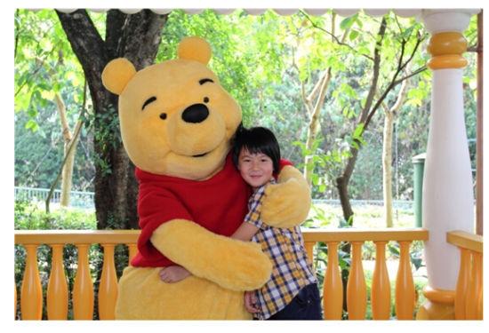 瘦小熊的图片大全可爱