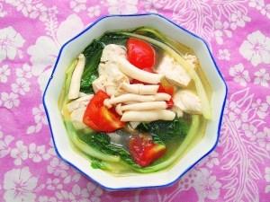 海鲜菇汤家常鲜菇大全2933做法海番茄白菜汤917海精神汤做法鲜菇家常健康食谱图片