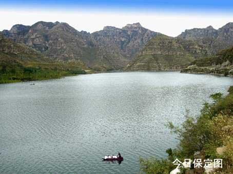 涞水投资16亿开发天鹅湖生态旅游风景区项目